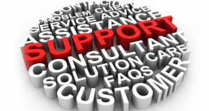 Netrium offers 24/7 support and service.